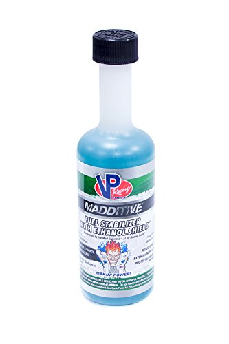 VP Racing Fuels 2815 Fuel Stabilizer Ethanol Shield 8 fl. Oz, 1 Bottle