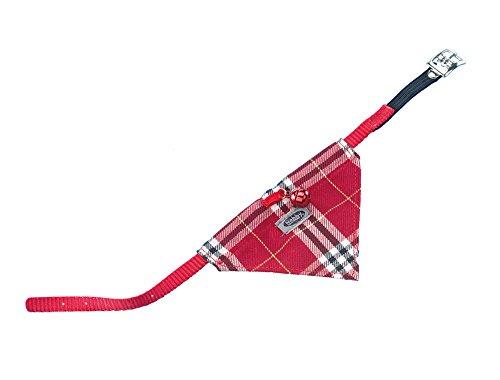 Nobby 78019-01 Katzenhalsband mit Tuch