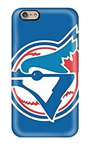 Fashion Tpu Case For Iphone 6- Toronto Blue Jays Defender Case Cover