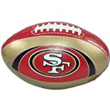 San Francisco 49ers ''Goal Line'' 8'' Softee Football