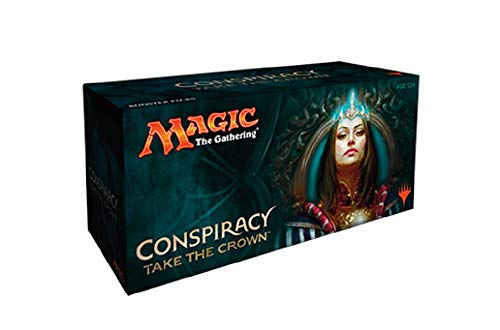 MTG Magic Conspiracy: Take the Crown Booster Pack PREORDER Ships On August 26th