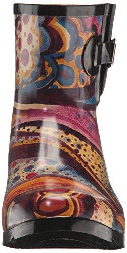 Droplet Rain Boot Women's Turquoise Monet Nomad vR1qOHwn