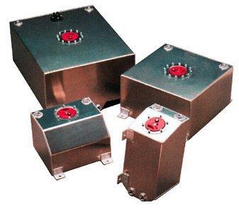 RCI 2150AS Aluminum Fuel Cell with Sending Unit, Natural Aluminum Color, 15 Gallon, 18L x 20W x 10H ()