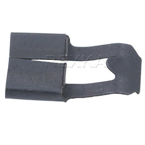 Rexka Door Lock Rod Clip for GM 4234830 12337868 1964- (Pack of 30)