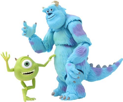 monsters inc action figures - 3