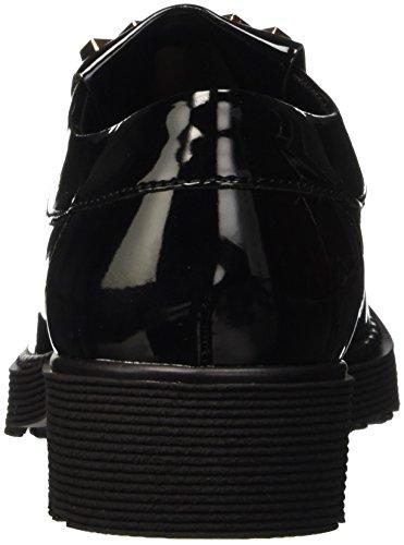 Cult Rose Cle102661, Women's Flatform Pumps Black (Nero)