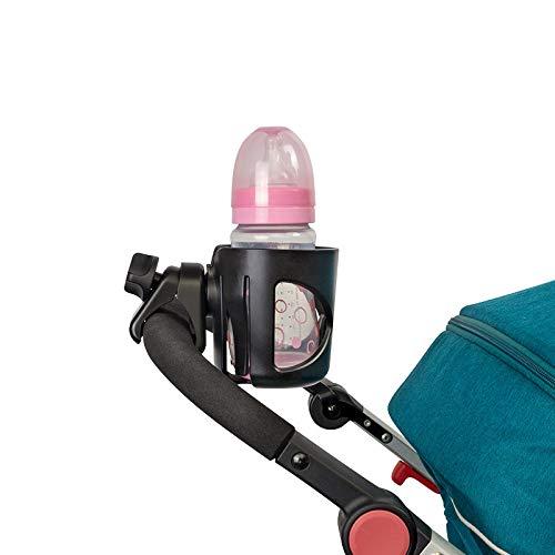 Getr/änkehalter f/ür Kinderwagen Buggy Etmury Flaschenhalter Fahrrad Becherhalter f/ür Kinderwagen Universal Becherhalter Babyflasche f/ür Trinkflaschen Nuckelflaschen kaffeehalter Bike Cup mit 1 Haken