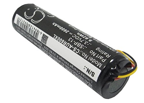 Cameron Sino Rechargeble Battery for Asus R600 ( 2600mAh / 9.62Wh )