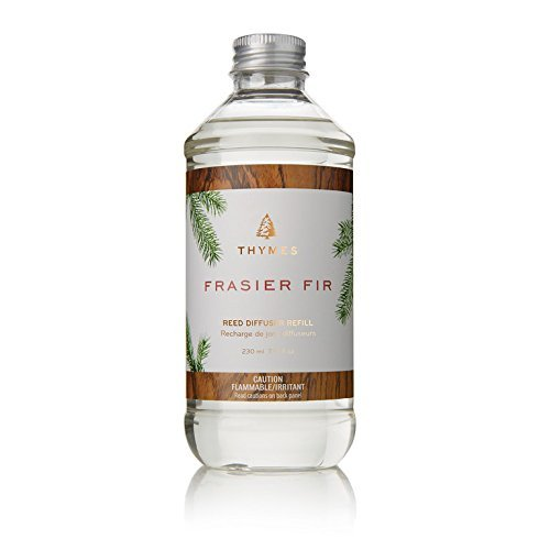 Thymes Frasier Fir Reed Diffuser Oil Refill - 7.75oz by Thymes