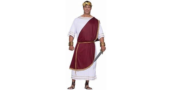 Amazon.com: Forum Novelties Disfraz de César poderoso extra ...