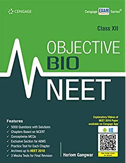 Buy Objective Bio NEET XII Book Online at Low Prices in