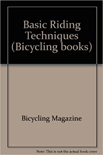Basic Riding Techniques (Bicycling books)