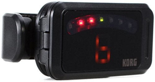 Korg PC1 PITCHCLIP Low-Profile Clip-On Tuner