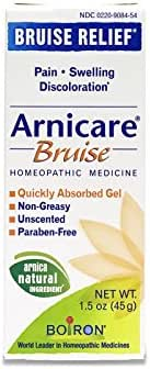 Boiron Arnicare Bruise 1.5 Ounce Topical Bruise Relief Gel