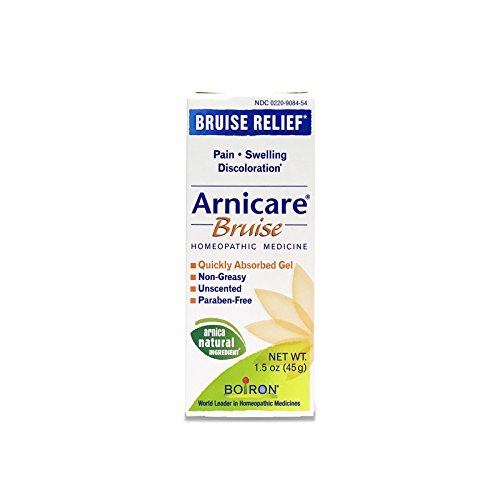 - Boiron Arnicare Bruise 1.5 Ounce Topical Bruise Relief Gel