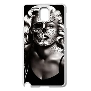 Zombie Marilyn Monroe Original New Print DIY Phone Case for Samsung Galaxy Note 3 N9000,personalized case cover ygtg691796