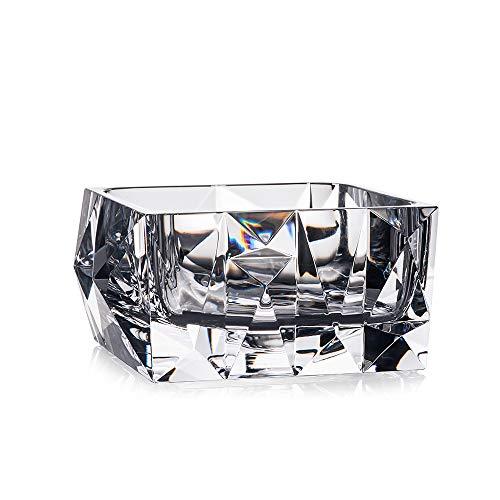 "Rogaska Crystalization 8"" Crystal Bowl by"