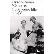 MÉMOIRES D'UNE JEUNE FILLE RANGÉE