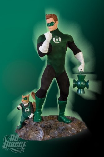 (DC Comics Green Lantern 1:4 Scale Museum Quality Statue)