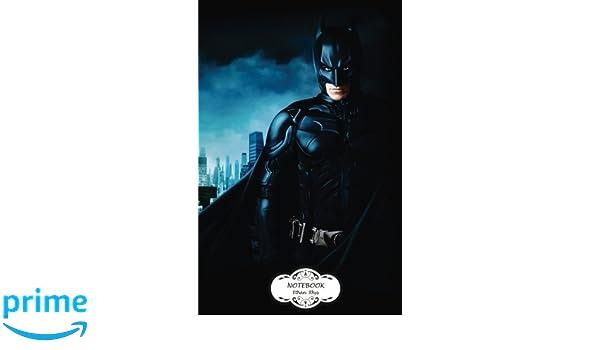 Notebook : Batman: Journal Dot-Grid, Graph, Lined, Blank No ...