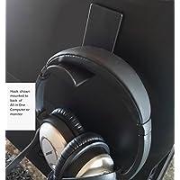 Stick-on Headphone Hooks 2 Pack