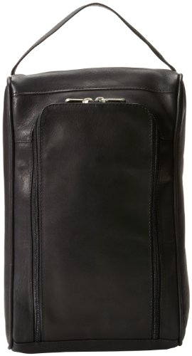piel-leather-u-zip-shoe-bag-black-one-size