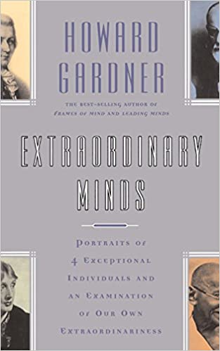 Book Extraordinary Minds: Portraits of Four Exceptional Individuals and an Examination of Our Own Extraordinariness (Master Minds S.)