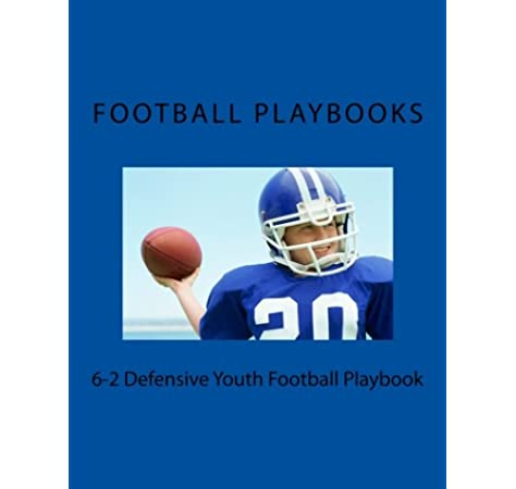 6 2 Defensive Youth Football Playbook Playbooks Football