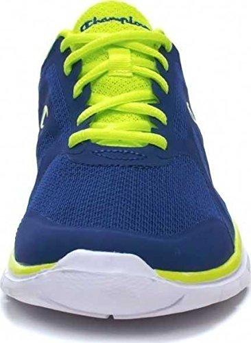 Champion Jungen Low Cut Shoe Alpha B Youth Laufschuhe Blau (Royal Blue TPB/SBL 25)