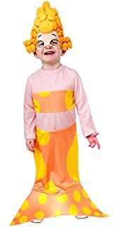 Bubble Guppies Halloween Costumes halloween party game Rubies Bubble Guppies Deema Costume Child Small