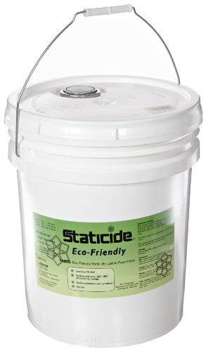 Floor Finish 5 Gallon Pail - ACL Staticide 4300-5 Acrylic Dissipative Floor Finish, 5 Gallon Pail