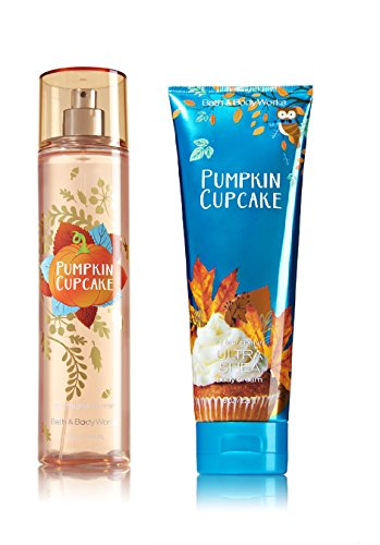 Bath & Body Works ~ Signature Collection ~ Pumpkin Cupcake