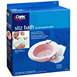 Product review for SITZ BATH BOX RUBBERMAID P708 1 per pack by APEX-CAREX HEALTHCARE ***