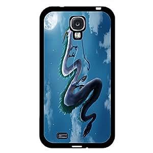 Unique Dragon Spirited Away Phone Case Cover for Samsung Galaxy S4 I9500 Miyazaki Cartoon