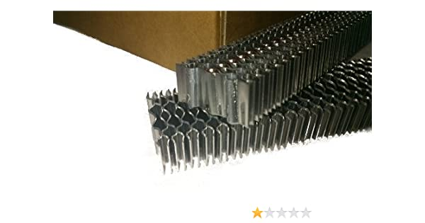 1.750 unidades Caja de grapa chapa corrugada CF x 13mm