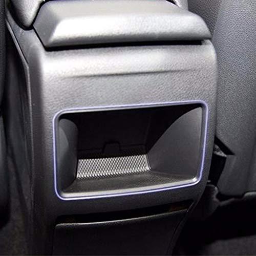 RETYLY Per Mercedes Benz Ab Gla Classe Cla C117 W117 W176 W246 A180 ABS Posteriore Row Aria Condizionata Vent Trim Accessori