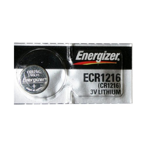 Energizer CR1216 Lithium Battery ECR1216