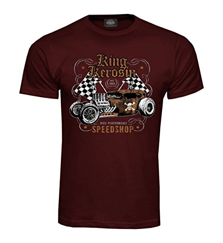 King Kerosin T-Shirt Speedshop