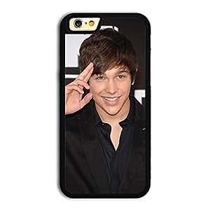 Pop Star Austin Mahone Cute Design 4 TPU iPhone 6 case protective skin cover