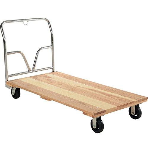 (Top Pack Supply Wood Platform Truck, 30
