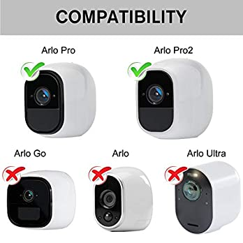 Arlo Charger with 25Ft/7.5m Weatherproof USB Cable, Continuously Charging Arlo Pro and Arlo Pro 2, No Need to Change The Batteries