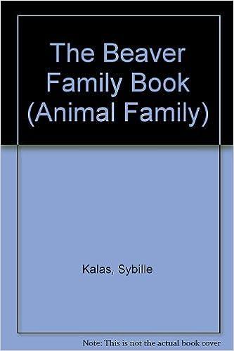 Beaver Family Book