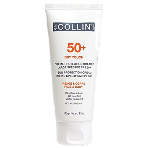 G.M. Collin 50+ Dry Touch Sun Protection Cream 3.5 oz