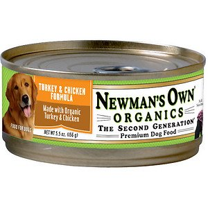 Newm Pup/Dog Tky/Chk 24/5.5Oz by Newman's Own