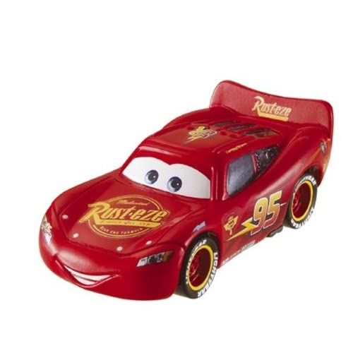 Cars 2 Series 1 Hudson Hornet Piston Cup Lightning McQueen #26 Die Cast Vehicle