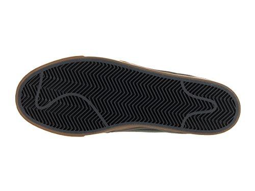 Nike Herren Zoom Stefan Janoski Skateschuh Crg Khk / Lght Bn / Smmt Wht / Mtllc