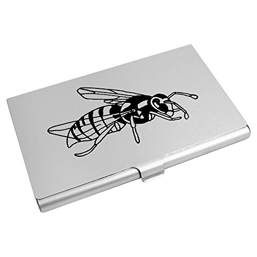Azeeda Card Wallet Card Credit Insect' Business 'Wasp CH00012839 Holder zqptzr0