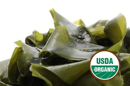 - Herbal Tea: Seaweed Bath Tea Bags (Organic)