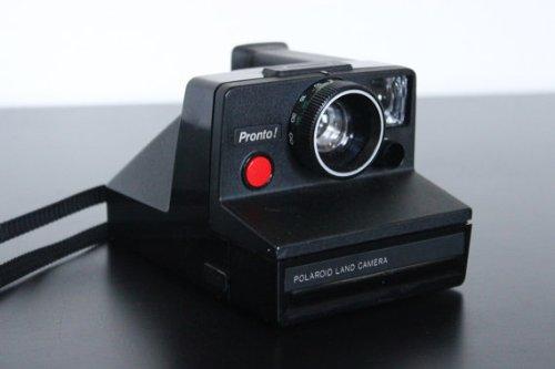 Polaroid PRONTO! Land Camera - Polaroid Land Camera Pronto Film