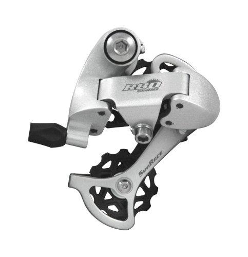 Sunrace R86 - Cambio para bicicleta de carretera, 8 velocidades RDR86